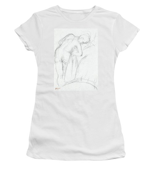 After The Bath Women's T-Shirt