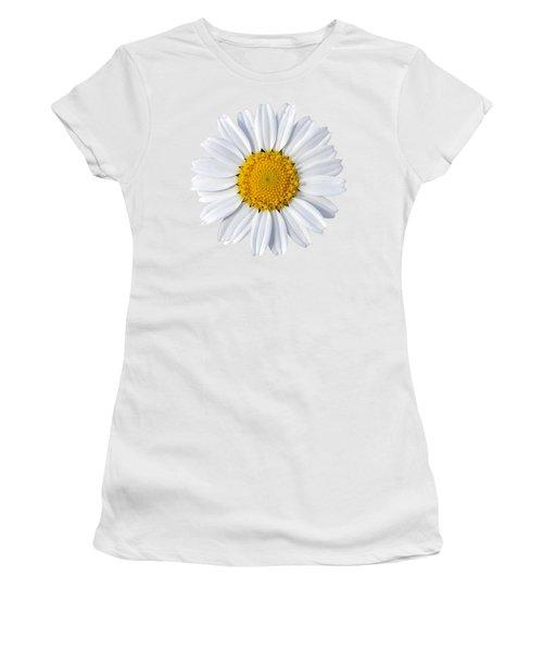 Daisy Women's T-Shirt (Junior Cut) by George Atsametakis