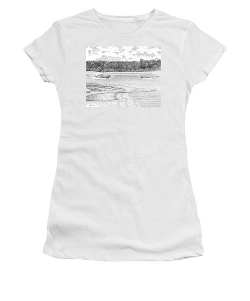 11th Hole - Trump National Golf Club Women's T-Shirt (Athletic Fit)