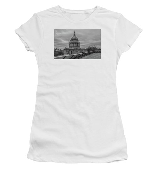 St Pauls Cathedral Women's T-Shirt