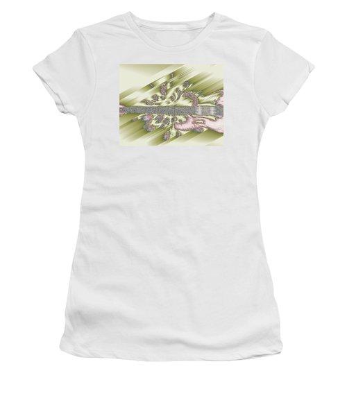 Wedding Guitar Women's T-Shirt