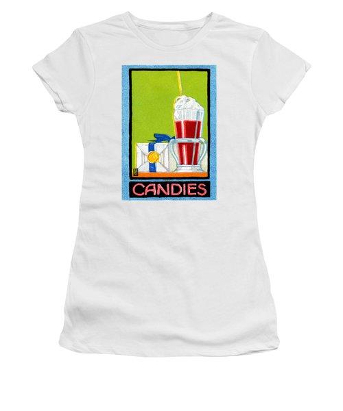 1910 Candies Women's T-Shirt