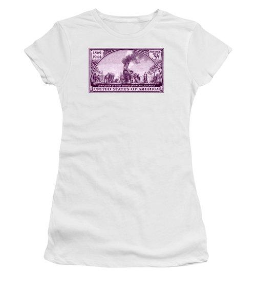 1944 Transcontinental Railroad Women's T-Shirt