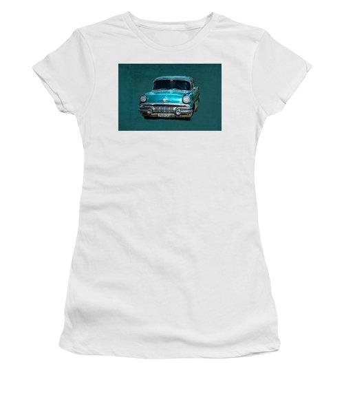 1957 Pontiac Bonneville Women's T-Shirt