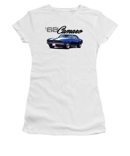1968 Camaro Women's T-Shirt