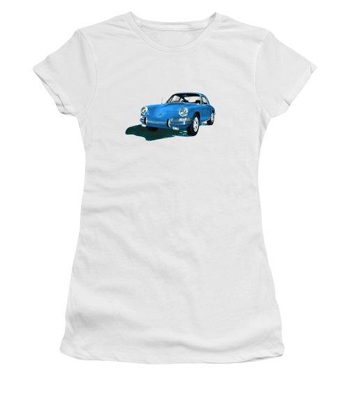 Porsche 911 1968 Women's T-Shirt (Athletic Fit)