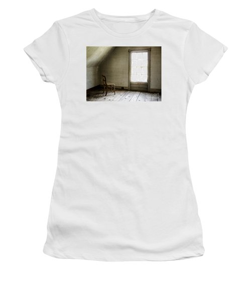 Abandoned   Women's T-Shirt (Junior Cut) by Diane Diederich
