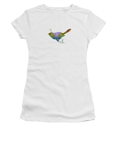 Chickadee Women's T-Shirt (Athletic Fit)