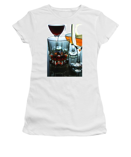 Drinks Women's T-Shirt (Athletic Fit)