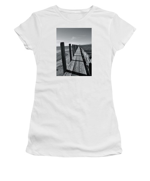 Women's T-Shirt (Junior Cut) featuring the photograph Lake Tahoe by Alex King