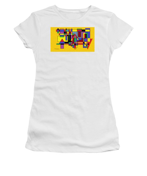New Upload Women's T-Shirt (Athletic Fit)