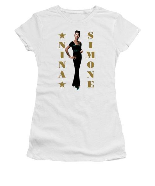 Nina Simone Women's T-Shirt