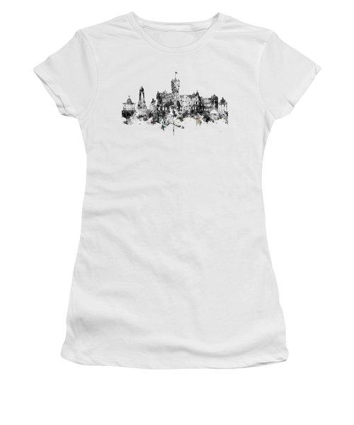 Rutherglen Scotland Skyline Women's T-Shirt