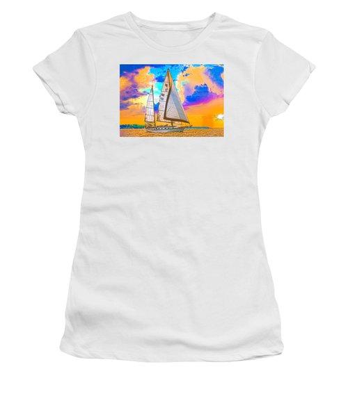Shannon 38 Women's T-Shirt (Athletic Fit)