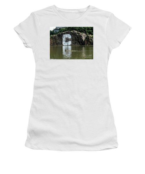Spuyten Duyvil  Women's T-Shirt (Athletic Fit)