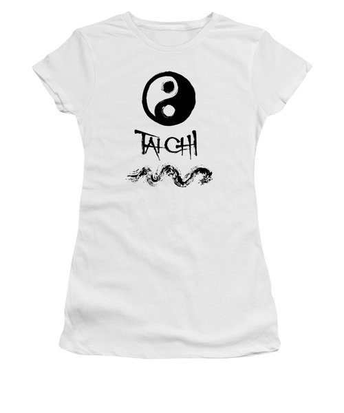Tai Chi Women's T-Shirt