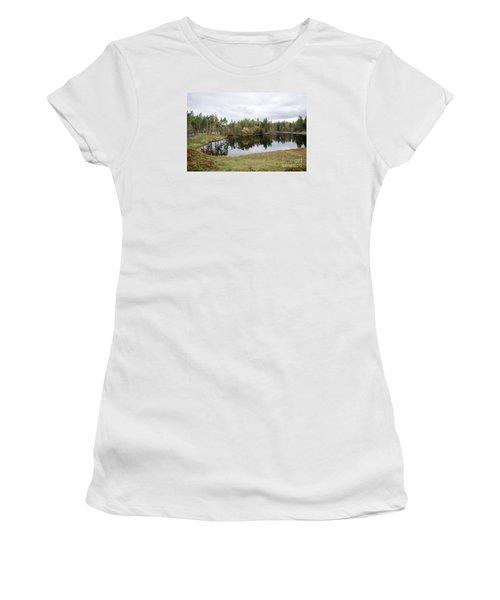 Tarn Hows Women's T-Shirt