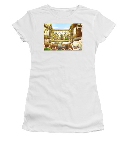 The Army Of God Captures London Women's T-Shirt