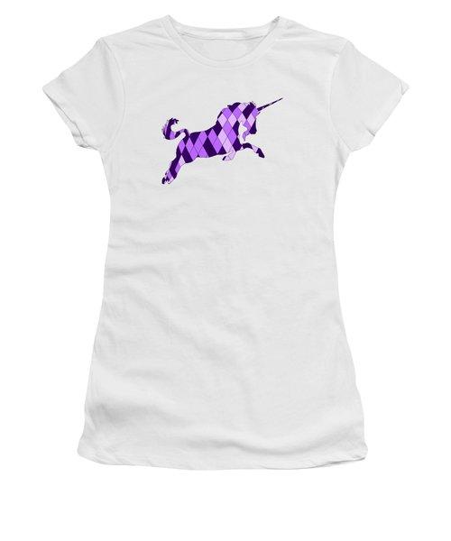 Unicorn Women's T-Shirt (Junior Cut) by Mordax Furittus