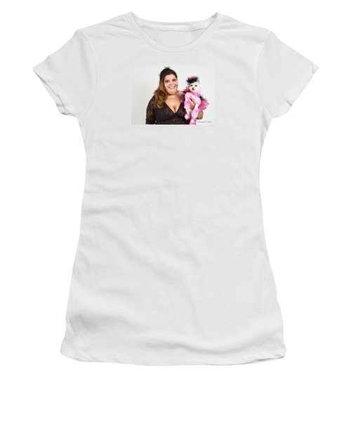 Women's T-Shirt (Junior Cut) featuring the photograph 20150808-dsc06338 by Christopher Holmes