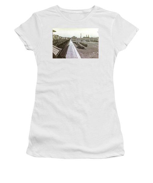 207th Street Subway Yards Women's T-Shirt