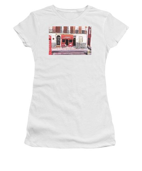 221 B Baker Street Women's T-Shirt