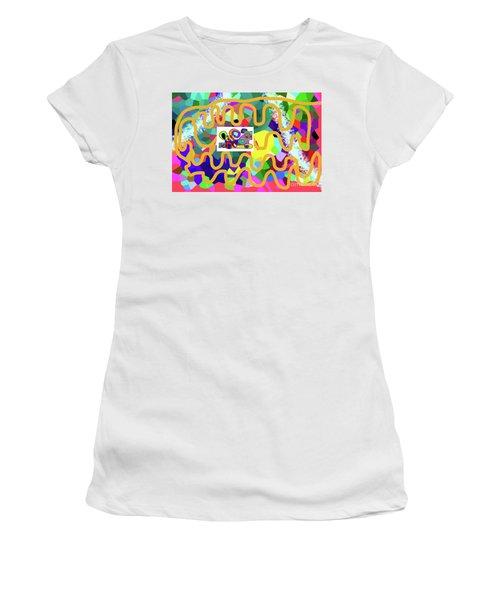3-11-2057m Women's T-Shirt (Athletic Fit)