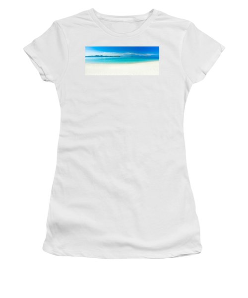 Beach Panorama Women's T-Shirt