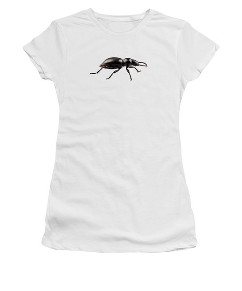 beetle species Tentyria peiroleri  Women's T-Shirt