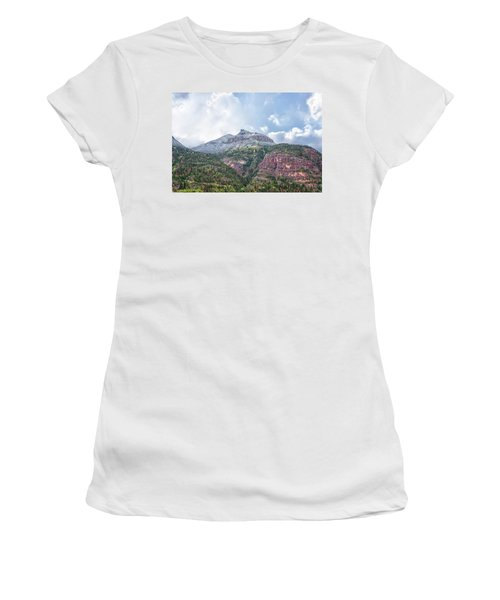 Colorado Fall Foliage 3 Women's T-Shirt