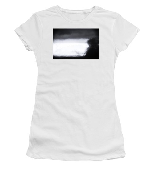 Coming In Women's T-Shirt (Junior Cut) by Jez C Self