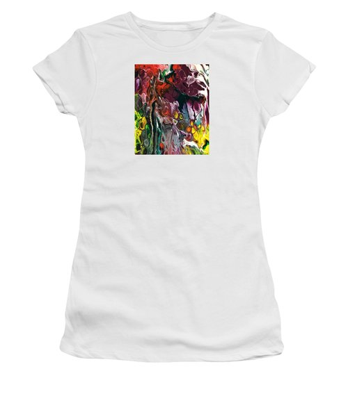 Detail Of Auto Body Paint Technician 4 Women's T-Shirt