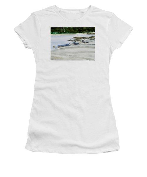 3 Dories Kennebunkport Women's T-Shirt