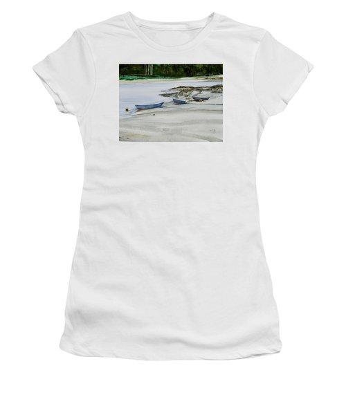 3 Dories Kennebunkport Women's T-Shirt