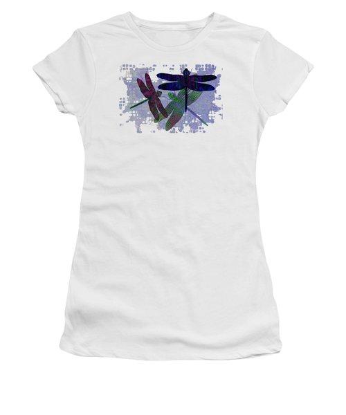 3 Dragonfly Women's T-Shirt