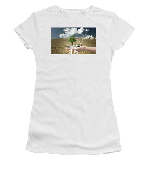 Letting Go Women's T-Shirt