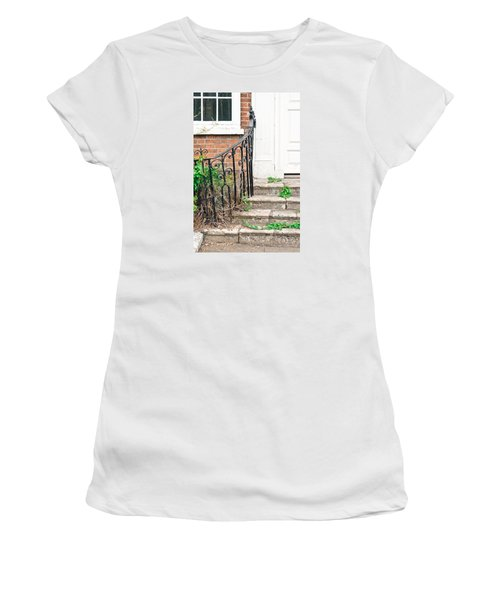 Old Steps Women's T-Shirt