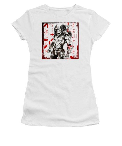 Predator Yautja Women's T-Shirt