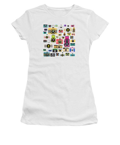 Retro Camera Women's T-Shirt
