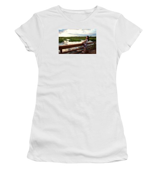 3740 Women's T-Shirt (Junior Cut) by Mark J Seefeldt