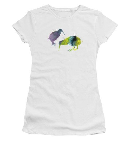 Kiwis Women's T-Shirt (Athletic Fit)