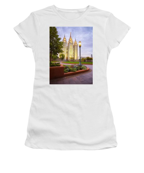 Salt Lake Temple Women's T-Shirt