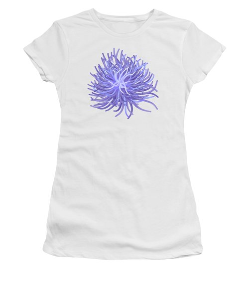 Sea Anemone Women's T-Shirt (Athletic Fit)