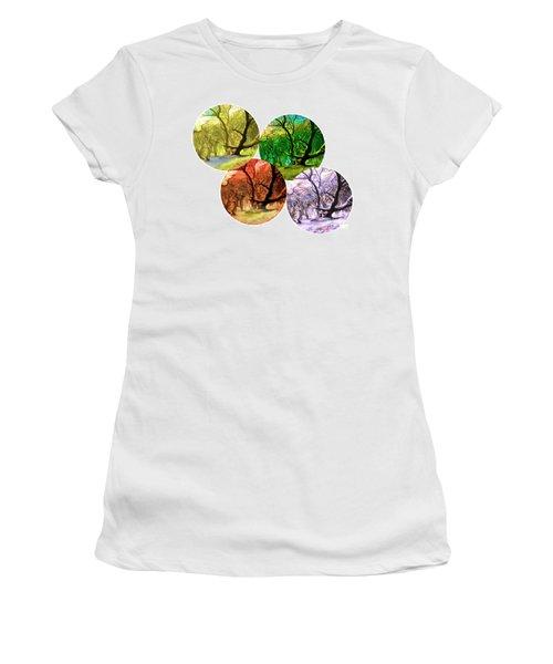 4 Seasons Women's T-Shirt