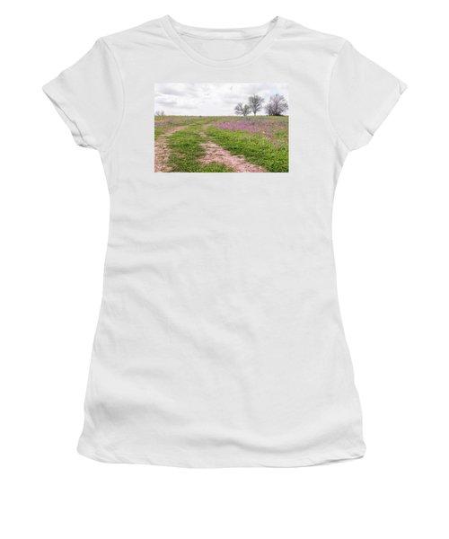 Texas Wildflowers 3 Women's T-Shirt