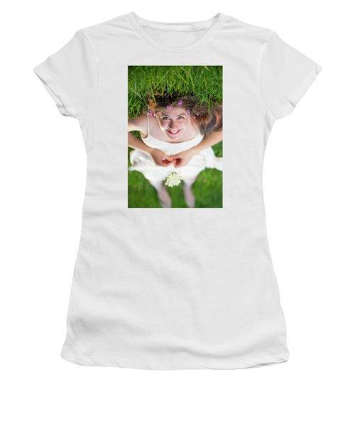 Mckenna Senior Portrait Women's T-Shirt