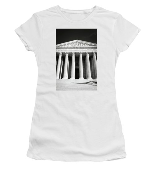 Supreme Court Of The United States Of America Women's T-Shirt (Athletic Fit)