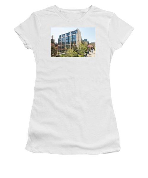 500 W21st Street 1 Women's T-Shirt