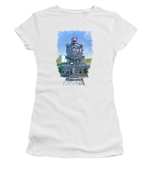 542 Women's T-Shirt (Junior Cut) by Larry Bishop