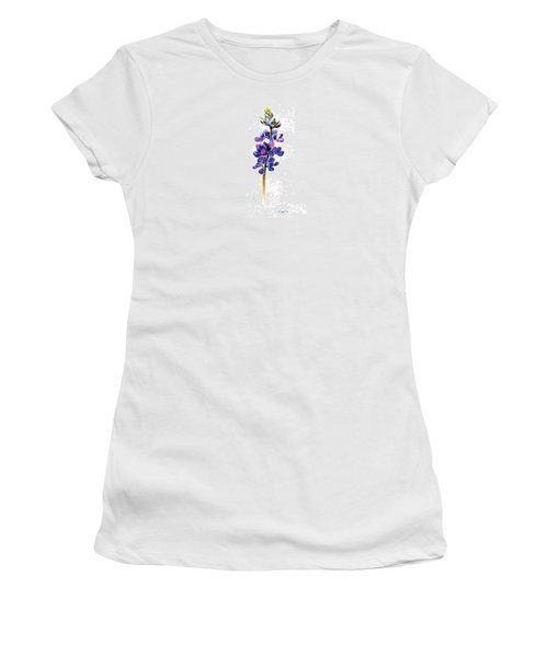 5x7auto Lupine Women's T-Shirt